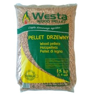 Pellet drzewny premium worek 15 kg